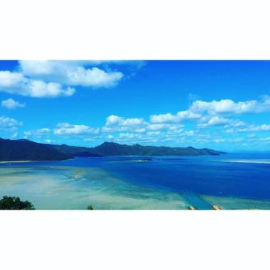 Whitsunday Lookout Hayman Island