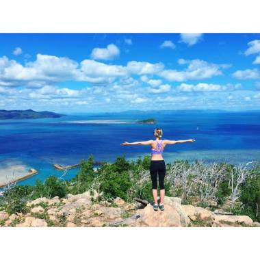 Whitsunday Lookout, Hayman Island