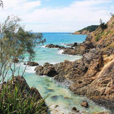 The Pass: Palms Way, Byron Bay