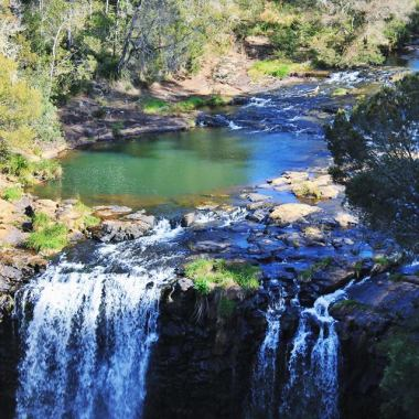 Dangar Falls, Waterfall Way