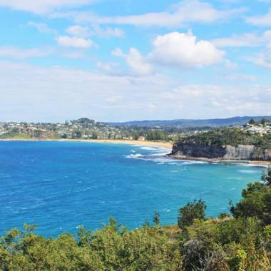 Bilgola Lookout: The Serpentine, Northern Beaches